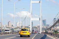 İstanbul'da Trafik Yoğunluğu Yüzde 1'e Kadar Düştü