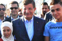 Ahmet Davutoğlu'ndan Bayram Mesajı