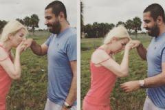 Seda Sayan'ın Sevgilisinin Elini Öpmesi Ortalığı Karıştırdı