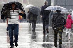 Meteoroloji'den 6 İl İçin Kuvvetli Yağış Uyarısı