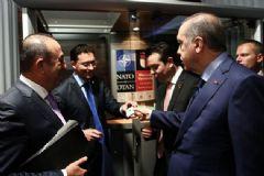 Erdoğan Bulgaristan Dışişleri Bakanına Sigarayı Bıraktırdı
