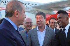 Erdoğan, Antalya'da Yıldızlar Futbol Karşılaşmasında Sahaya Çıkacak