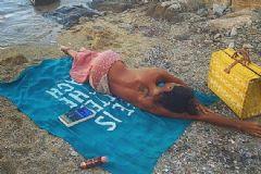 Eda Taşpınar'ın Çıplak Pozu Sosyal Medyayı Salladı