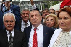 MHP'li Muhalifler Yeniden Bir Araya Geldi