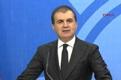 Çelik, Fransa'nın Ankara'daki Kutlamaları İptal Etmesini Değerlendirdi