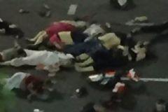 Fransa'da Kanlı Gece! Yüzlerce Kişiyi Kamyon Ezdi