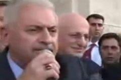 Başbakan Yıldırım TBMM Önünde Konuştu