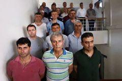 İşte Tutuklanan Generallerin Listesi