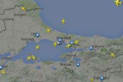 Marmara Hava Sahasındaki Yasak Cuma Gününe Kadar Uzatıldı