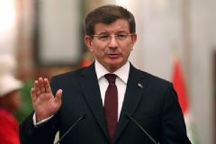 Ahmet Davutoğlu: Bir Ülkede İki Ordu Olmaz