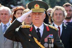 1. Ordu Komutanı Dündar'ın Vekaleti Sona Erdi
