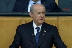 MHP Lideri Bahçeli'den OHAL'e Destek