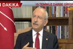 Kılıçdaroğlu:'Özel Mahkemeleri Kurarsak Darbecilerden Ne Farkımız Kalır'