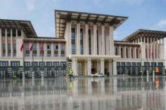 Liderler Zirvesi Cumhurbaşkanlığı Sarayı'nda Başladı