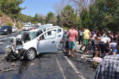 Aydın'da Feci Trafik Kazası: 4 Ölü, 6 Yaralı