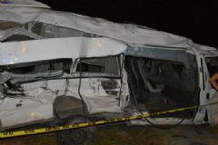 Niğde'de Feci Trafik Kazası: 5 Ölü 13 Yaralı