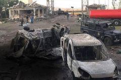 Gölbaşı'ndaki Polis Özel Harekât Binasının Nasıl Vurulduğu Ortaya Çıktı