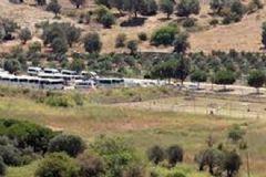 Foça'da 100 Asker Serbest Bırakıldı
