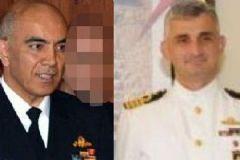 ABD'de Bulunan İki Amiral Ordudan İhraç Edildi