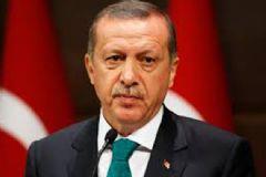 Cumhurbaşkanı Tayyip Erdoğan Kabullere Başladı