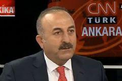 """Bakan Çavuşoğlu: 'Kırgızistan'da Bir Darbe Olursa Bunu FETÖ Yapar"""""""