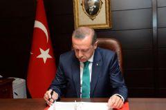 Cumhurbaşkanı Erdoğan 9 Üniversiteye Rektör Atadı, İşte Yeni Rektörler