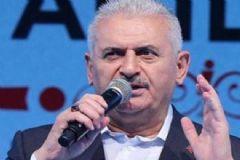 Başbakan Yıldırım Akıncı Üssü'nün Kapatılacağını Açıkladı