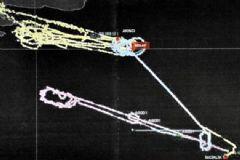 İncirlik'ten Kalkan Uçakların Radar Kayıtları Ortaya Çıktı