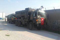 Füze Rampaları Ve Zırhlı Araçlar Yetkililere Teslim Edildi