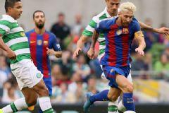 Barcelona Arda Turan'ın Golüyle Celtic'i Mağlup Etti
