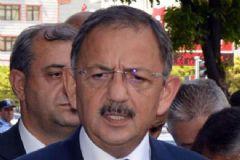 Bakan Özhaseki'den Tapu Müdürlüklerine FETÖ Uyarısı