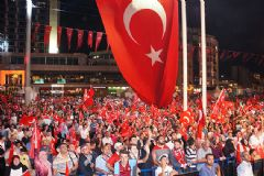 Demokrasi Nöbetleri Ne Zaman Bitecek? Cumhurbaşkanı Erdoğan O Tarihi Açıkladı