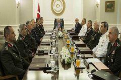 Yüksek Askeri Şura'nın Yapısında Değişiklik Remi Gazetede Yayınlandı