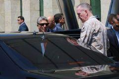 ABD Genelkurmay Başkanı TBMM'yi Ziyaret Etti
