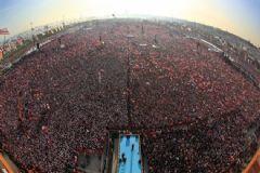 Cumhurbaşkanı Erdoğan Parti Liderlerini Yenikapı Mitingine Davet Etti