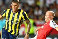 Fenerbahçe Devler Ligi Biletini Monaco'ya Kaptırdı