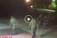 Kahraman Şehit Astsubay Ömer Halisdemir'in Darbeci General Semih Terzi'yi Vurma Anı