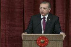 Erdoğan: Sadece İtikadi Olarak Değil Milli Olarak Da Sapkın Bir Örgütle Karşı Karşıyayız