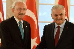 Başbakan'dan Kılıçdaroğlu'na Davet Telefonu