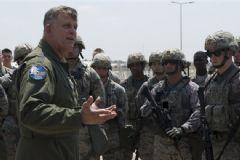 ABD Hava Kuvvetleri Komutanı İncirlik'e Geldi
