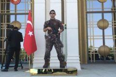 Cumhurbaşkanı Erdoğan  Kazakistan Cumhurbaşkanı Nazarbayev'i Karşıladı