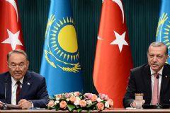 Cumhurbaşkanı Erdoğan Ve Cumhurbaşkanı Nazarbayev'de Ortak Basın Açıklaması