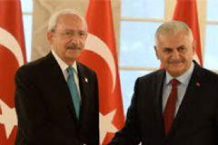 Başbakan Binali Yıldırım Kılıçdaroğlu'nu Retweet Etti