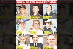 60 Darbeci Askerin PKK'ya Sığındığı İddia Edildi