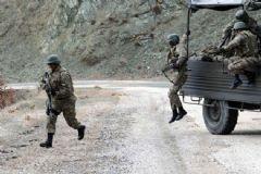 Boralar Timi Ordu'da PKK Operasyonunda