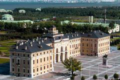 Putin Erdoğan Görüşmesi Konstantin Sarayı'nda Başladı