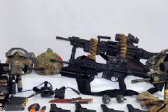 Hainlerin Darbe Girişimi Gecesi Silahları Kadınlar Tuvaletine Gizledikleri Ortaya Çıktı