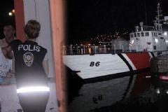 Sahil Güvenlik Gemisi'nde Arama: 10 Asker Gözaltında