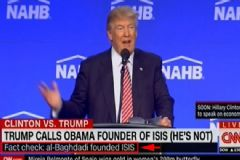 Trump'tan CNN'e Sert Tepki
