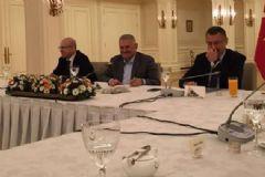 Çankaya Köşkü'nde Düzenlenen Toplantıda Güldüren Olay!